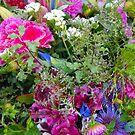 Floral IV by Glen Johnson