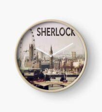 Sherlock & London Clock