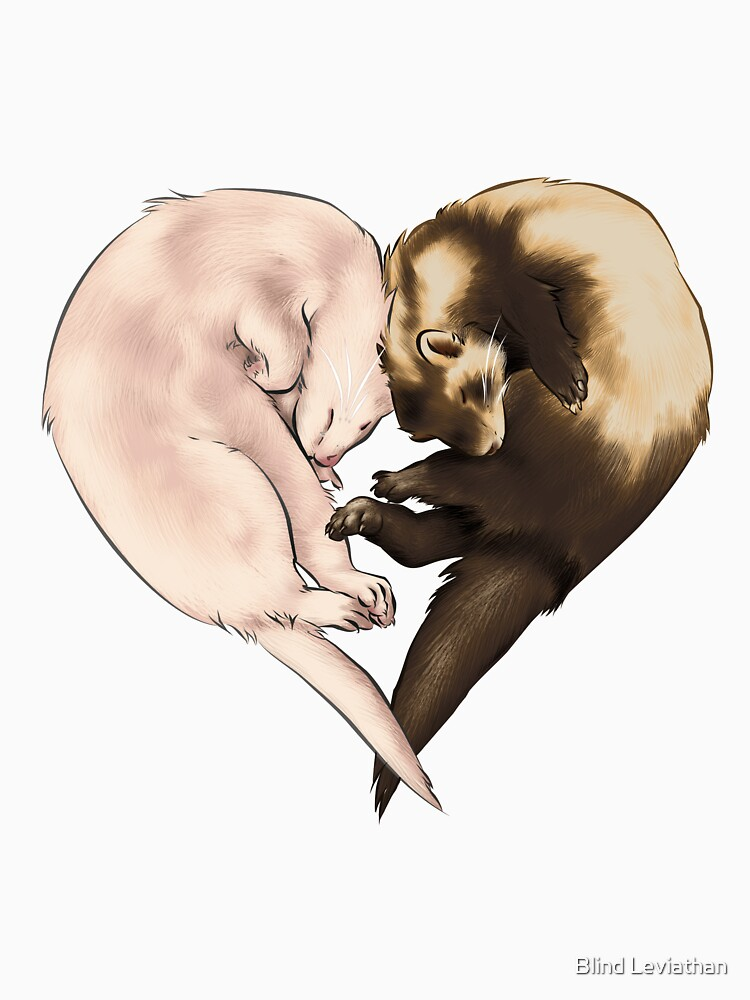 Ferret Love by Crafts4Geeks