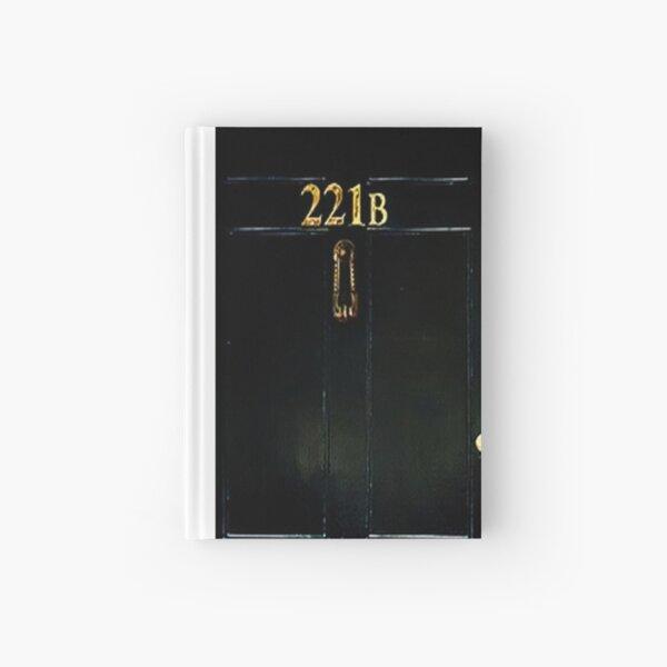 221B Door Hardcover Journal