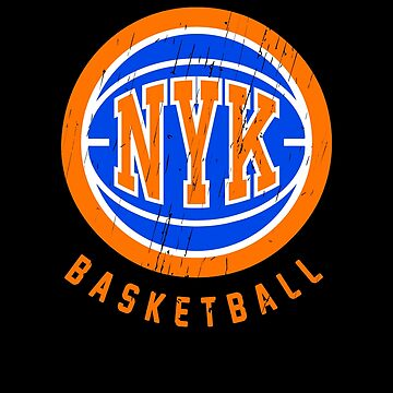 New York Basketball Retro by BonafideIcon
