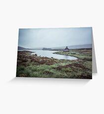 Loch Con, Perthshire - Cat Burton Photography Greeting Card