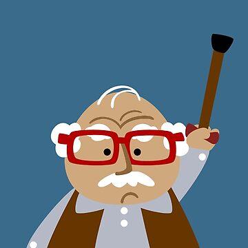 Grandpa by soniapascual
