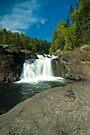 Upper Falls by Michael Treloar