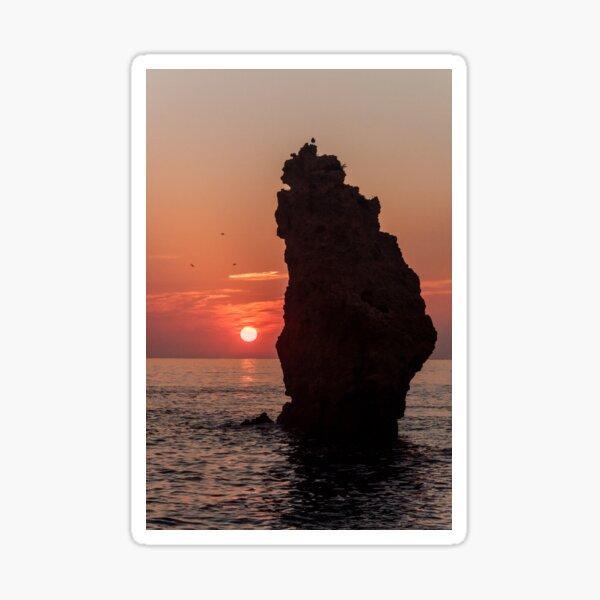 the Sunrise Sticker