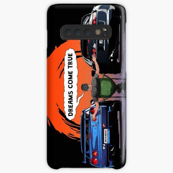 TOYOTA Supra and Nissan SKYLINE  Samsung Galaxy Snap Case