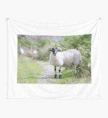 Dotty The sheep Wall Tapestry