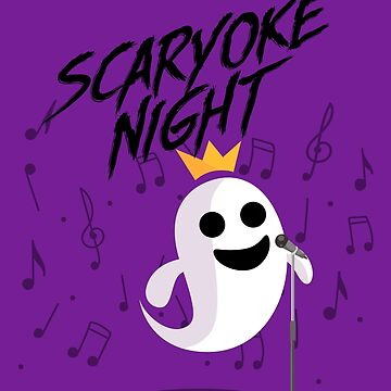 SCARY KARAOKE NIGHT by tshirtsclick