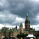 canadian parliament building!.... by sendao