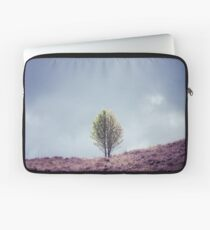 Alone in the Heather Laptop Sleeve