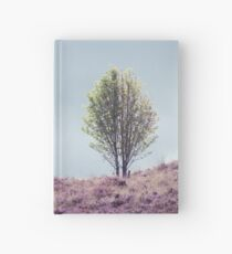Alone in the Heather (Cat Burton Photography) Hardcover Journal