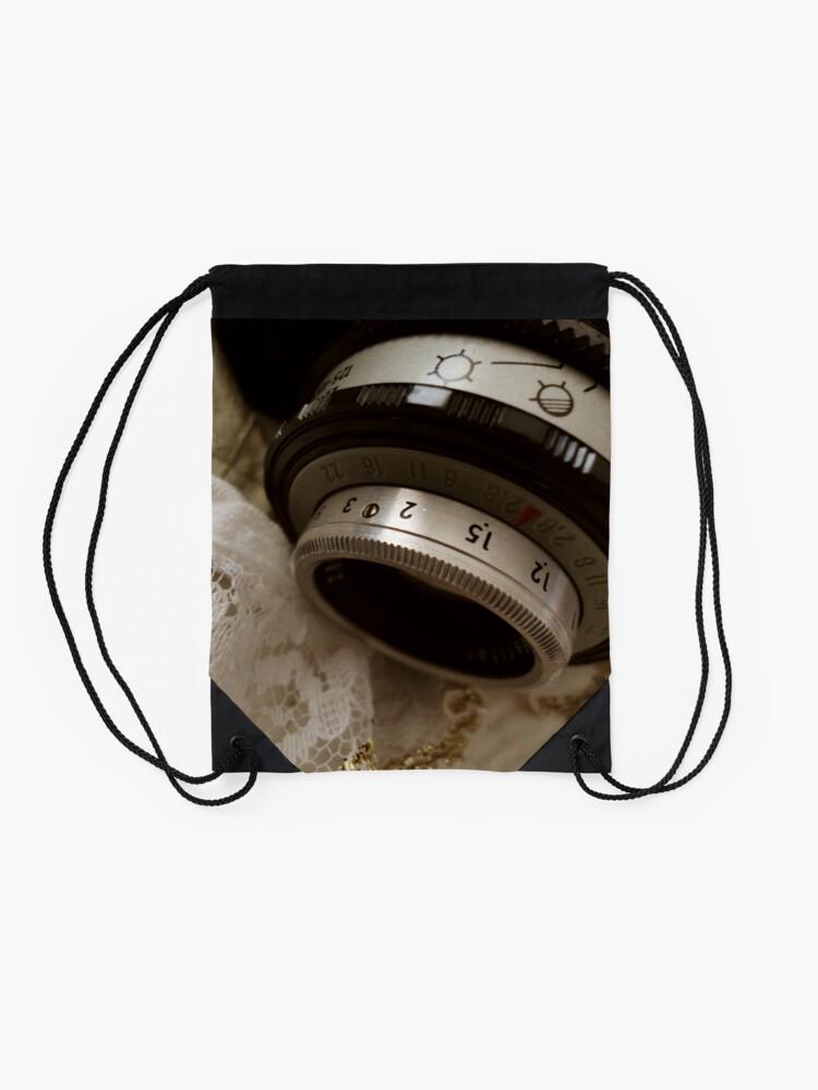Alternate view of Camera Drawstring Bag