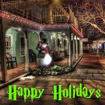 Happy Holidays 8 by killian8921