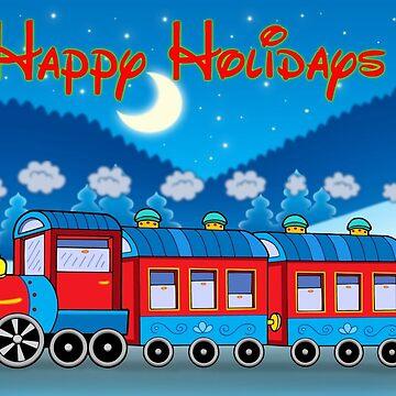 Happy Holidays 9 by killian8921