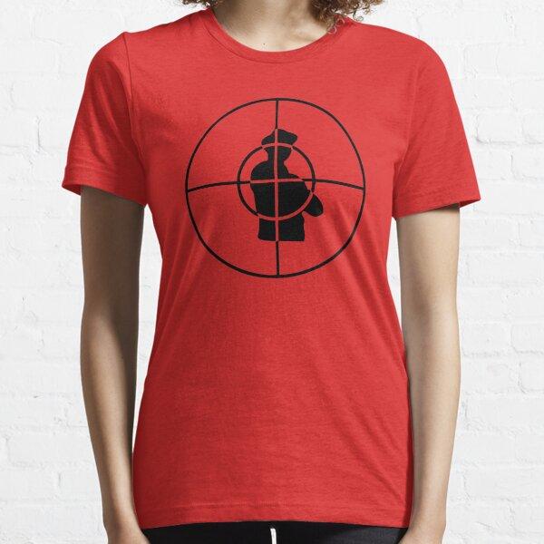 logo ennemi public T-shirt essentiel