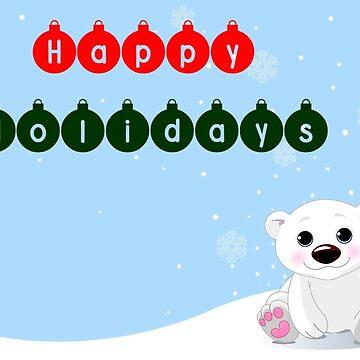 Happy Holidays 10 by killian8921