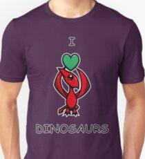 Chibi Dinosaur 5.1 Unisex T-Shirt