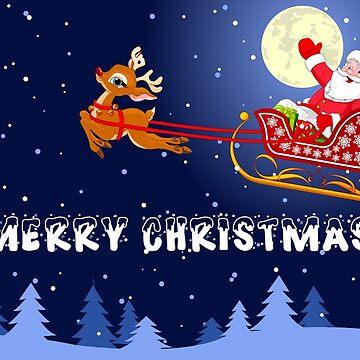 Merry Christmas 3 by killian8921