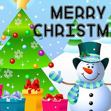 Merry Christmas 4 by killian8921