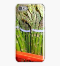 Asparagus Greens iPhone Case/Skin