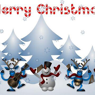 Merry Christmas 6 by killian8921
