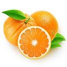 Orange fruits by 6hands