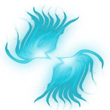 Azure Twin Phoenix by davayala93