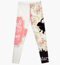 Mary Poppins Leggings