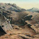 Voyager's End by Adrianna Allen