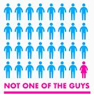 Not one of the guys by Trish Khoo