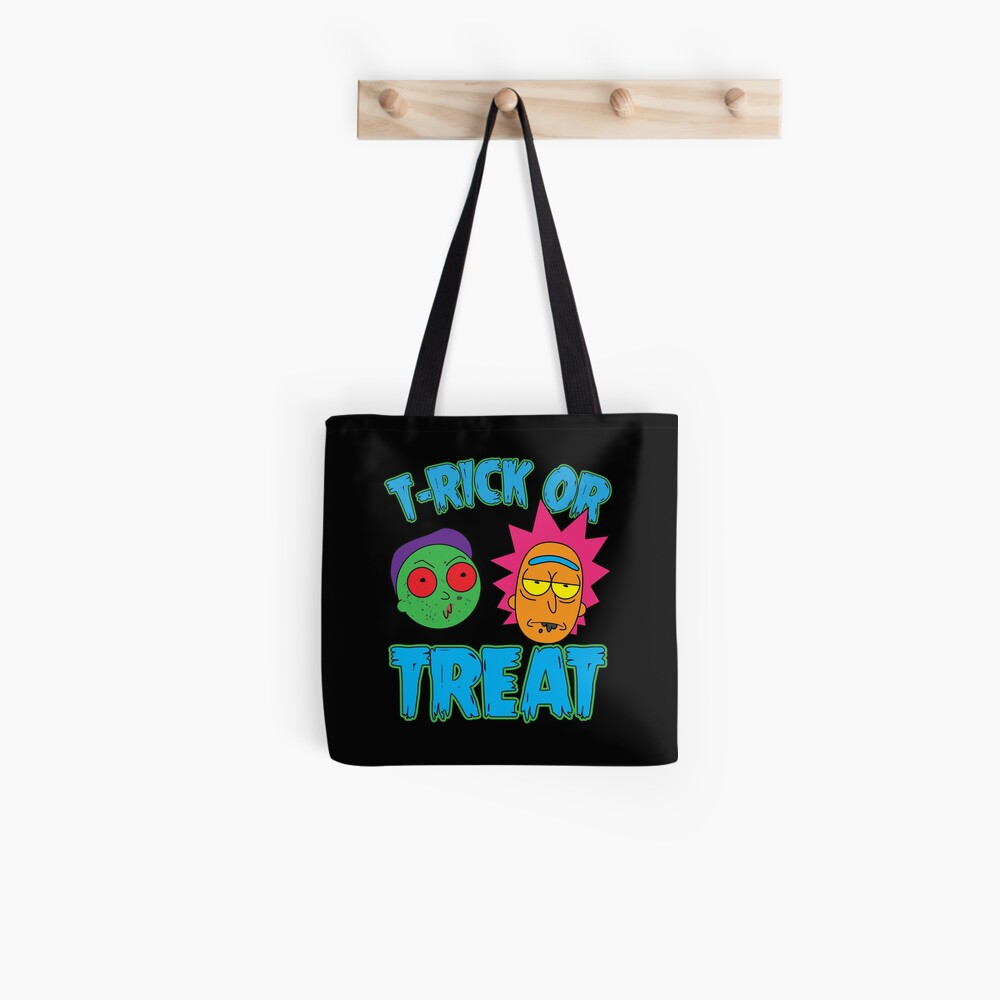 T-Rick Or TREAT Tote Bag