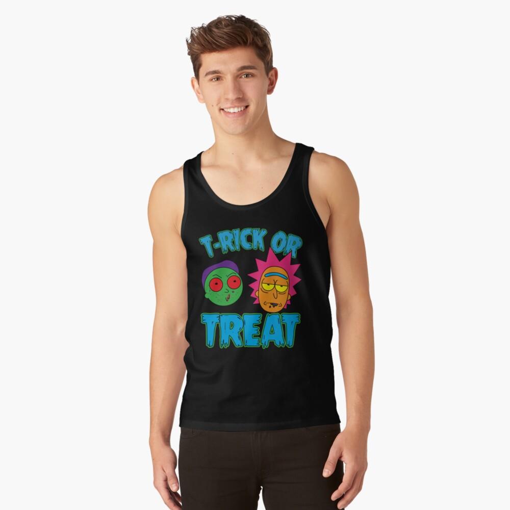 T-Rick Or TREAT Tank Top