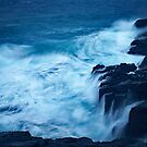 """""""Study in the Movement of Waves"""" - St. Ives Island by Mark Haynes Photography"""