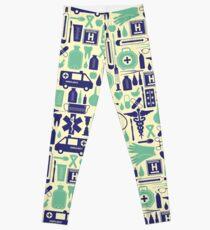 Nurse Life T-shirt Leggings