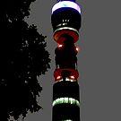 London's Telecom Tower by Richmondie
