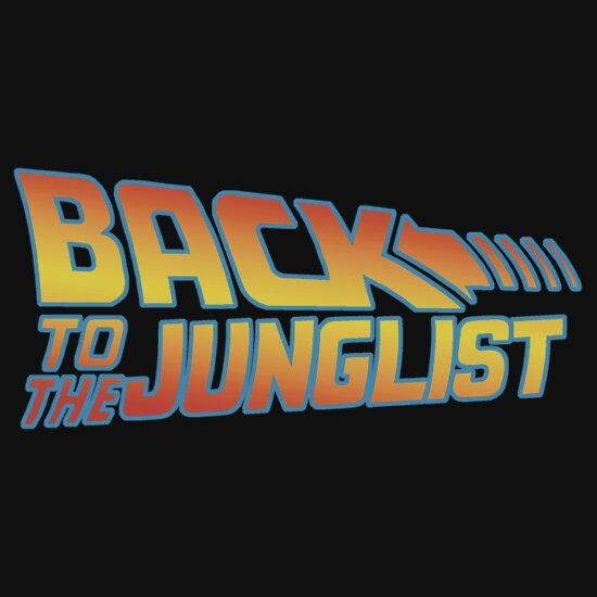 TShirtGifter presents: Back to the Junglist