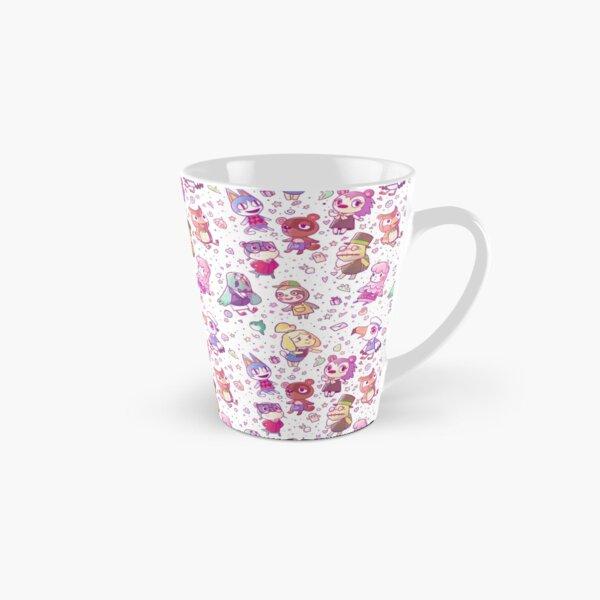 Animal Crossing Pattern Tall Mug