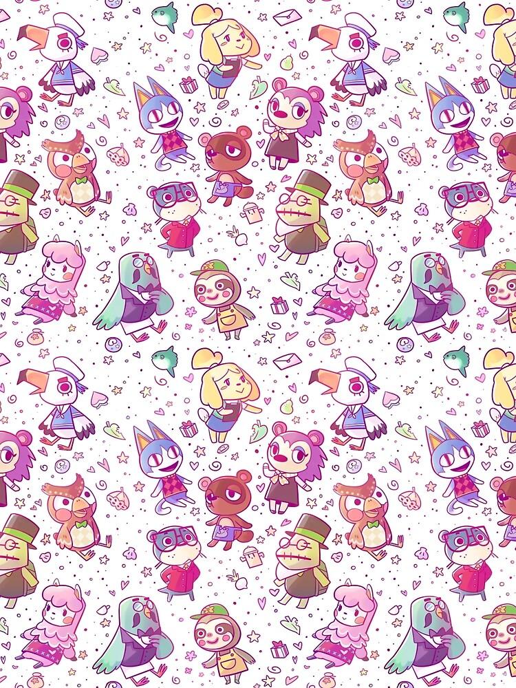 Animal Crossing Pattern by windurr