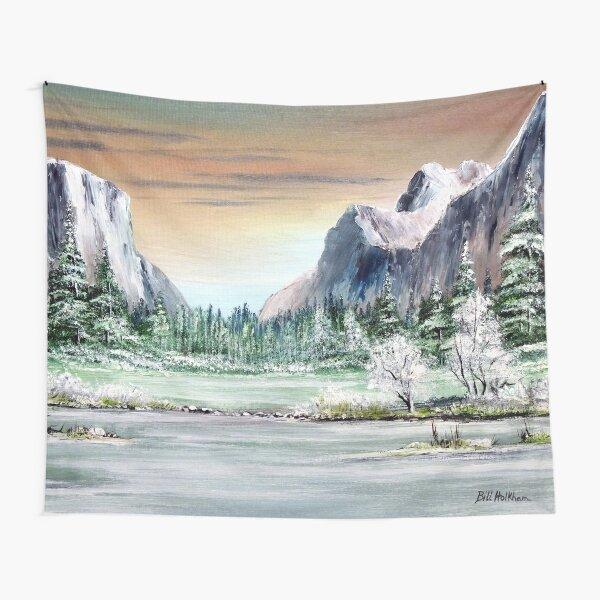 Yosemite Valley Artist Point Tapestry