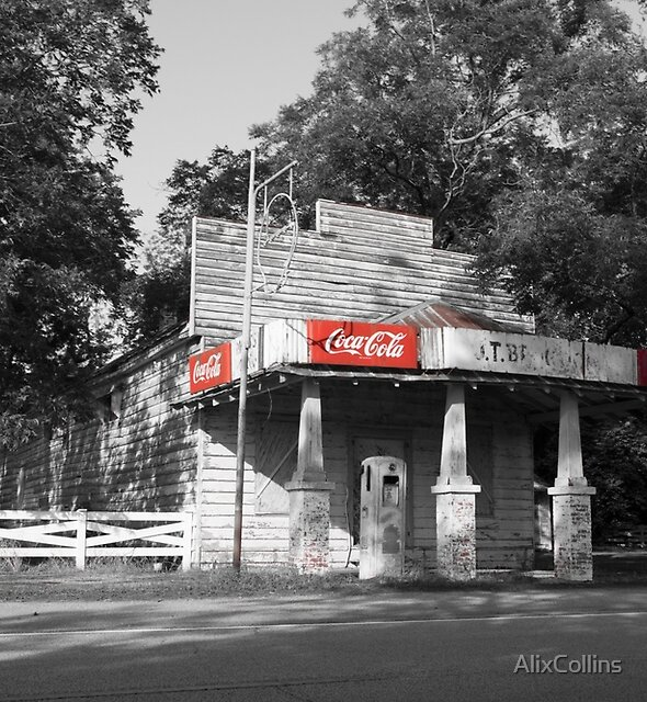 Old Country Store by AlixCollins