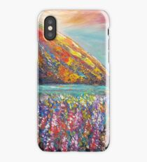 Mountain Lupins iPhone Case/Skin