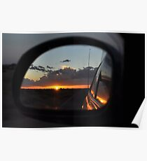 Nullarbor Reflections Poster