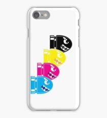 CMYK Bullet iPhone Case/Skin