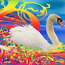 Swan Nest by Icarusismart