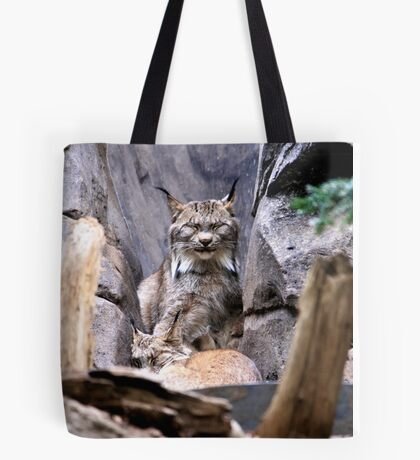 Wild Sleep Tote Bag