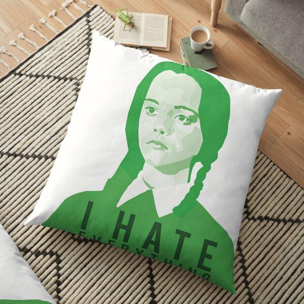 Wednesday Floor Pillow