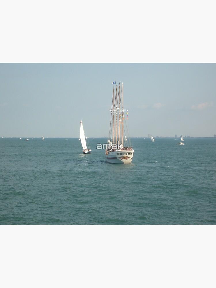 Boats by amak