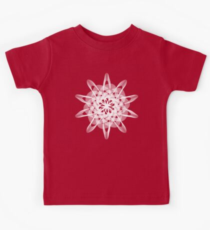Spirograph with white Kids Clothes