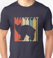 Manx Cat Unisex T-Shirt