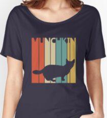 Munchkin Cat Women's Relaxed Fit T-Shirt